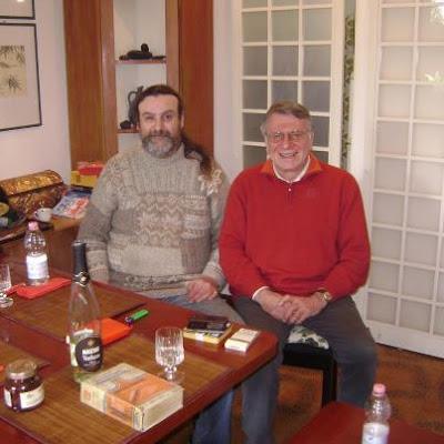 Gian Piero Testa e Riccardo Venturi