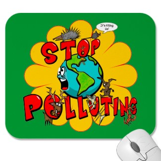 how to stop stop water poulltion