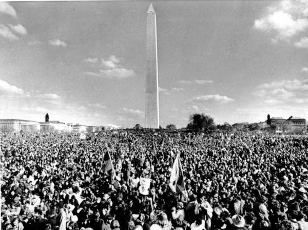 「give peace a chance washington 1969」の画像検索結果