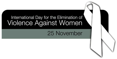 International ‎Day for the Elimination of Violence Against Women‎