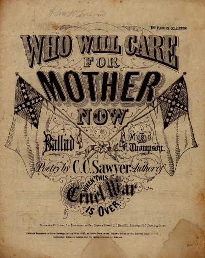 who will care for mother now