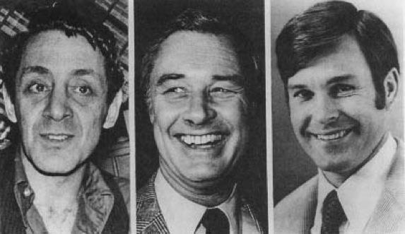 Harvey Milk e George Moscone, le ‎vittime, e Dan White, l'assassino‎