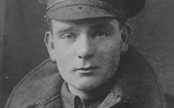 Pte Robert Keating